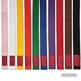 ProForce Gladiator Double Wrap Karate Belts - Green