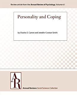 personality and coping Personality and coping 3 1 indirect and direct effects of the big five personality dimensions on appraisal, coping and 2 coping effectiveness in sport.