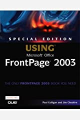 Special Edition Using Office Microsoft Frontpage 2003 Paperback