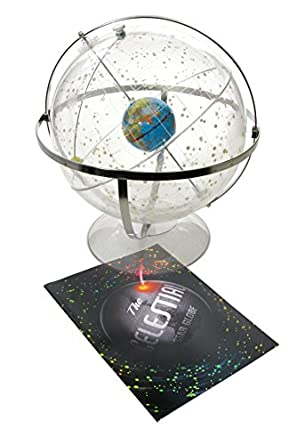 Amazon.com: American Educational 300 Transparent Celestial Globe ...