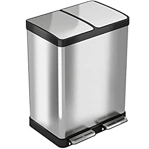 amazon kitchen trash can