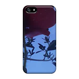 Hot Covers Cases For Iphone/ 5/5s Cases Covers Skin - Poppy
