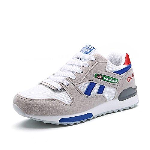para amp; Correr running 35 Zapatillas Peggie zapatos Zapatos de Deporte para House de Zapatillas del Azul Zapatillas mujer Gris aire 40 qzWWHaXtwf