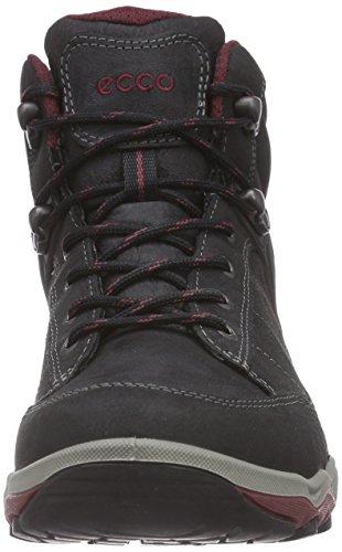 ECCO ULTERRA LADIES - Zapatillas De Deporte Para Exterior de piel mujer Negro (BLACK/MORILLO59227)