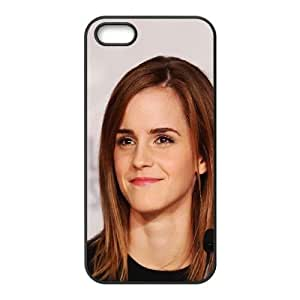 iPhone 5 5s Cell Phone Case Black hb36 emma watson smile cannes film girl SP4332549