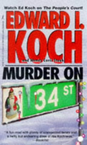 Murder On 34th Street - Stores 34th On Street