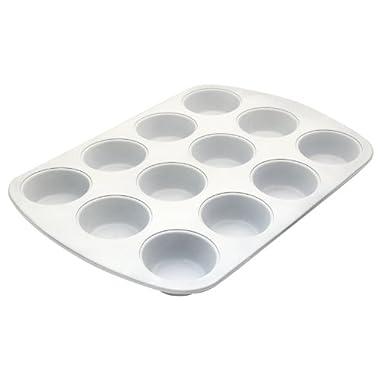 Range Kleen BC6000 CeramaBake 12-Cup Muffin Pan