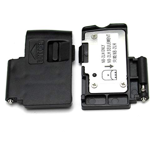 Grip 350d Eos - 2pcs Battery Cover Door Lid Cap for Canon EOS 350D 400D Camera