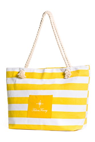Fishers Finery Day Beach Bag