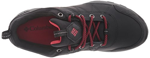 6 Black Waterproof Black Shoes Multisport 010 Henna Outdoor Burnt UK Women's Fire Columbia Venture TZwn61Tq