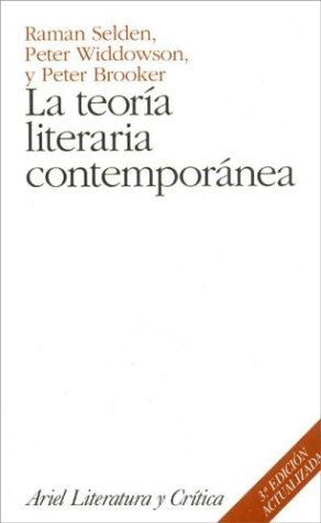 La Teoria Literaria Contemporanea (Spanish Edition)