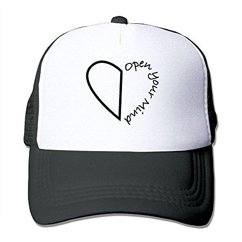 KEIFOLLP Open Your Mind Mesh Designer Cap Baseball Hat - Dries Van Noten Price