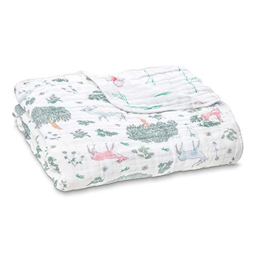 aden anais Blanket lightweight breathable