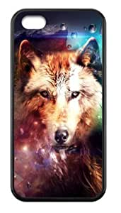 Great iphone 5cC Cases Deer Bear Wolf Back Covers Durable Case