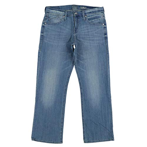 Rock & Republic Mens Straight Bootcut Jeans (36x32, Reclaimed)