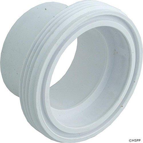 Thermcore Spa Heater Tailpiece 3 Tube/2s Skt PVC 86-02373 by Magic Plastics