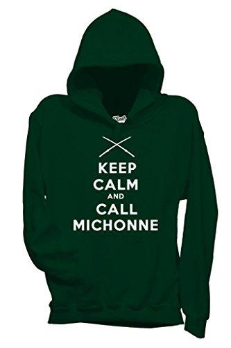 Sweatshirt Keep Calm Michonne Walking Dead - FILM by Mush Dress Your Style