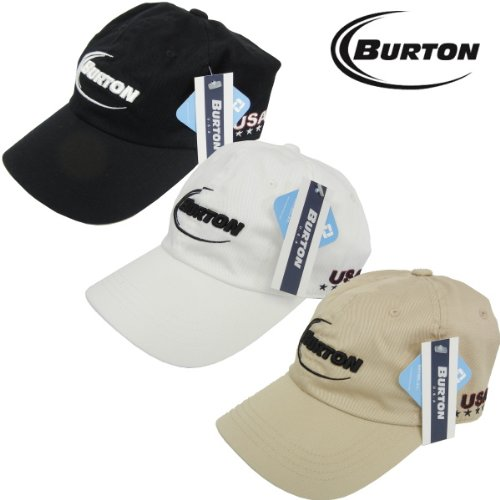 BURTON バートン HB-006 キャップ (ホワイト)