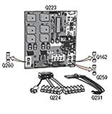 Elite Control Board Q223 (Master/Second)