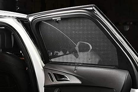 Fahrzeugspezifische Sonnenschutz Blenden 2 Teiliges Set Az18000007 Auto
