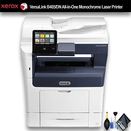 Xerox VersaLink B405/DN All-in-One Monochrome Laser Printer (B405/DN) Essential Bundle