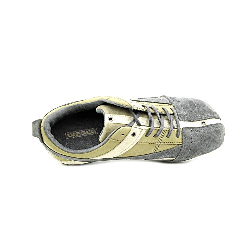 Diesel Everux Youth Leather Sneakers