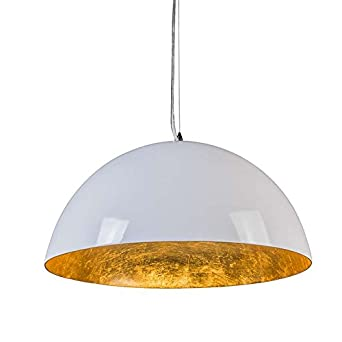 qazqa modern dining room dining table pendant lamp pendant light ceiling magna glossy 55cm. Black Bedroom Furniture Sets. Home Design Ideas