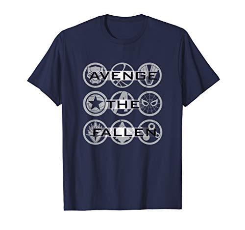 (Marvel Avengers: Endgame Avenge The Fallen Icons T-Shirt)