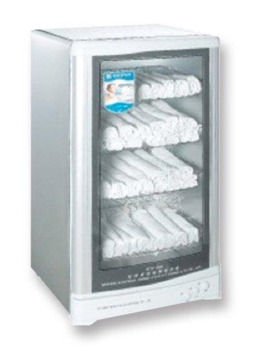 125 pc Hot Towel Cabinet w /UV Sterilizer by Discount Spa Equipment