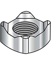 M6-1.0 Din 928 Metric Square Weld Nut A2 Stainless Steel (Pack Qty 2,000) BC-M6D928A2 by Shorpioen