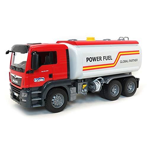 Bruder Toys Man TGS Tanker Truck