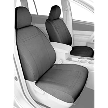 CalTrend Front Row Bucket Custom Fit Seat Cover For Select Subaru Forester Models