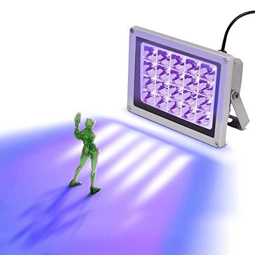 20W UV Resin Curing Light for SLA DLP 3D Printer Solidify Photosensitive Resin 405nm UV Resin Affect, for ELEGOO Mars…