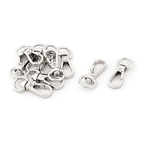 Amazon.com: eDealMax aleación de zinc Bolsa Cinturones ...
