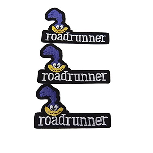 Road Runner Costume Looney Tunes (Cartoon Network's Looney Tunes Series Roadrunner Name and Face 3