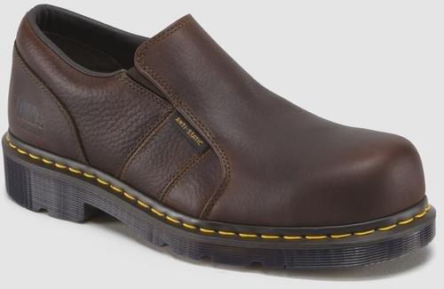 - Dr. Martens Men's Resistor Steel Toe Boots,Brown,13 UK / 14 US M