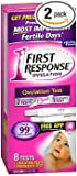 First Response Ovulation Tests - 8 Each, Pack of 2