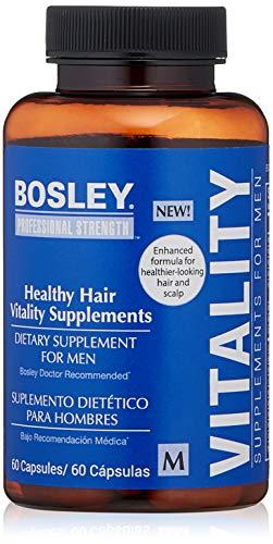 Bosley Professional Strength Hair Supplement for Men ()