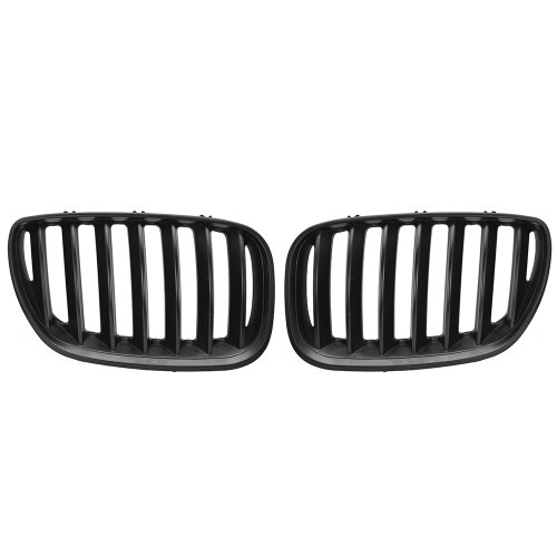 matte-black-euro-sport-utility-4-door-front-center-kidney-grille-grilles-grill-for-2004-2006-bmw-e53