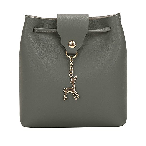 Deer Leather Bag - 6