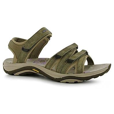 Sandales Cuir Chaussures Femme Karrimor Bretelles Pour À En De rCxBedoWQ