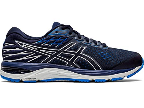 ASICS Men's Gel-Cumulus 21 Running Shoes, 7M, Midnight/Midnight