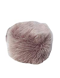 Zamtapary Women Winter Warm Faux Fur Russian Hat
