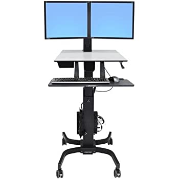Amazon Com Neo Flex Lcd Cart Computer Monitor Stands