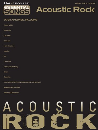 Acoustic Rock: Essential Songs ()