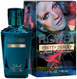 Flower Beauty Pretty Deadly Eau De Parfum, Lethal Oleander, 1.7 ounce
