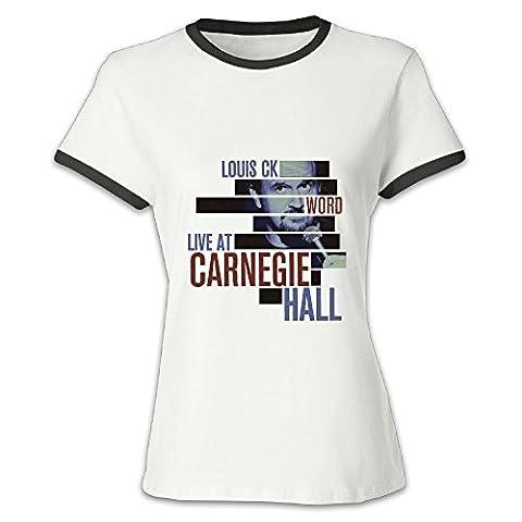 Comedy Louis C.K. World Tour 2016 Women's T-shirt (Louis Ck Comedy Shop)