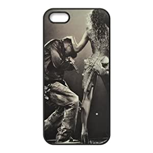 TXVNcase DIY Hard Back Durable Cover Case for Iphone 5,5S (Beyonce)