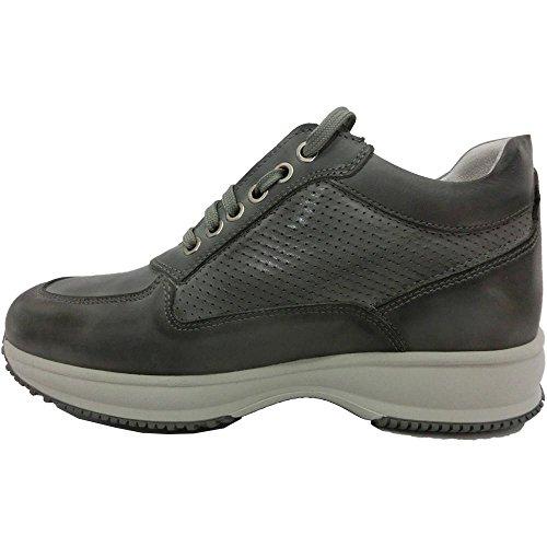 Exton , Baskets pour homme gris gris 42