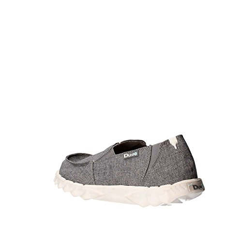 Hey Dude Shoes Men's Farty Linen Fumo Slip On / Mule Fumo CE3cGn4x3